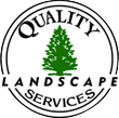 Quality Lanscaping Services Logo